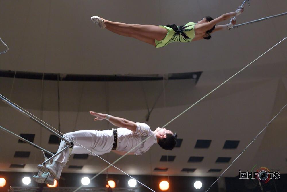 Фестиваль циркового искусства 2017 Фото