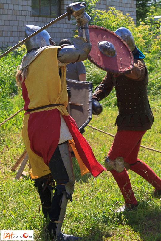 Историческое фехтование в Ижевске