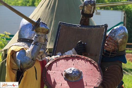 Реконструкция Историческое фехтование
