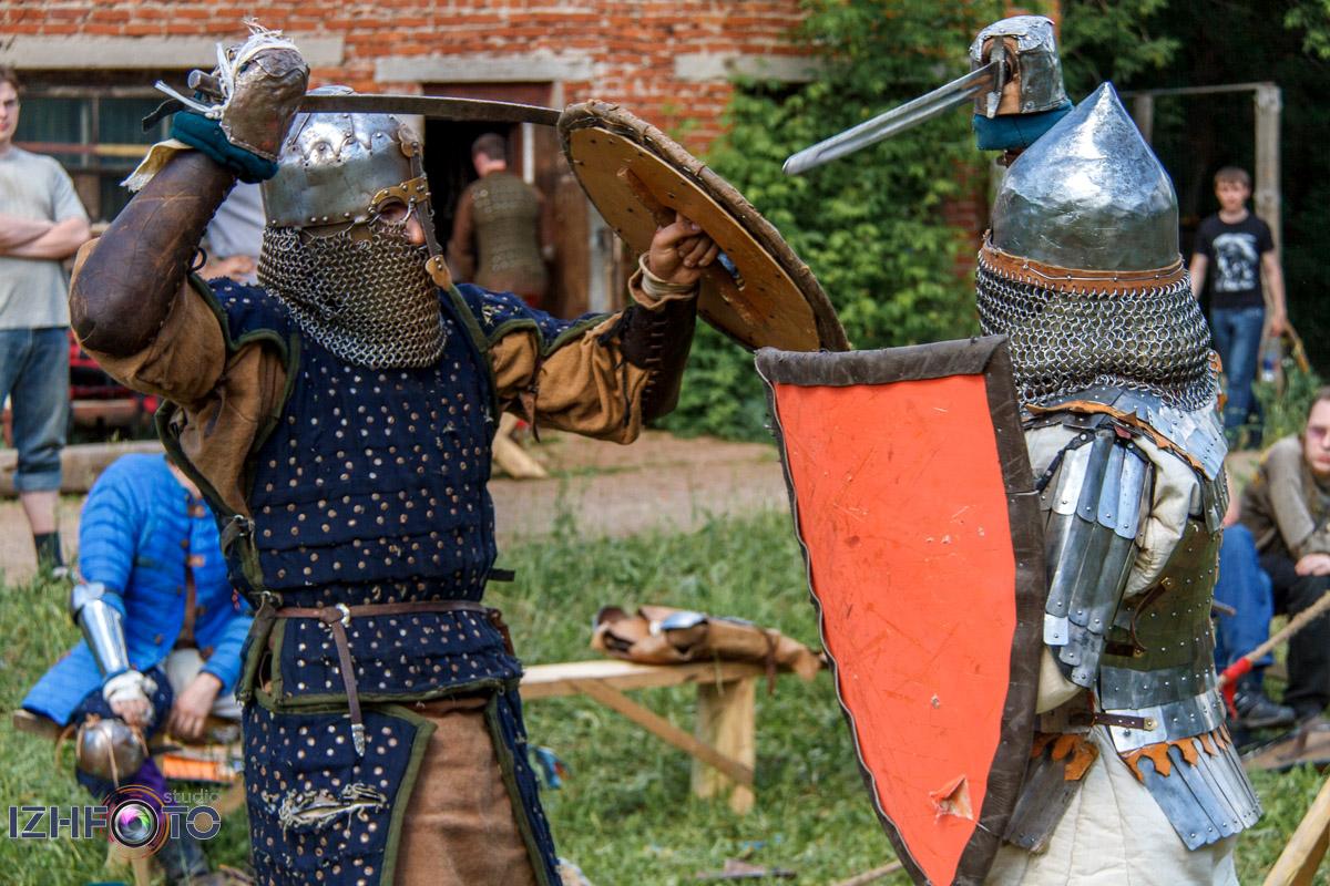 Фото Историческое фехтование