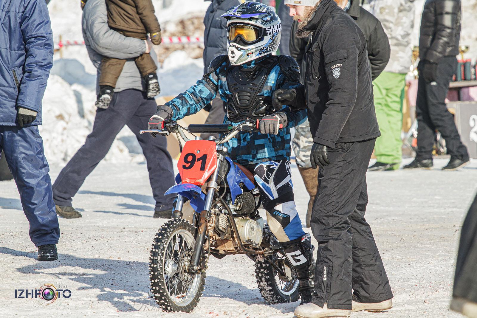 Зимний спорт в Ижевске