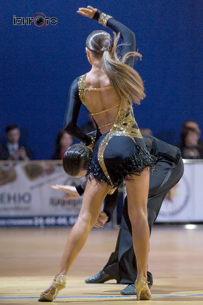Бальные танцы Ижевск