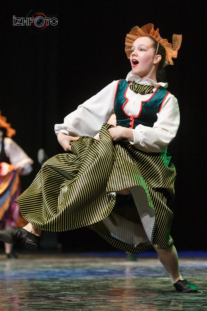 Ансамбль танца «Янушка» Ижевск