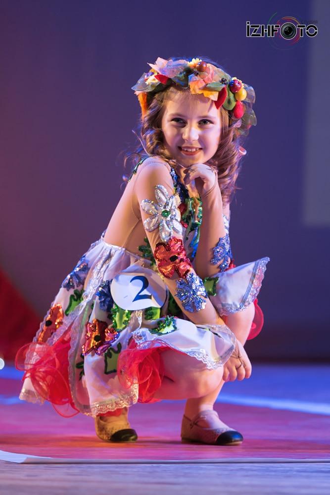 Кристина Мокрушина 7 лет