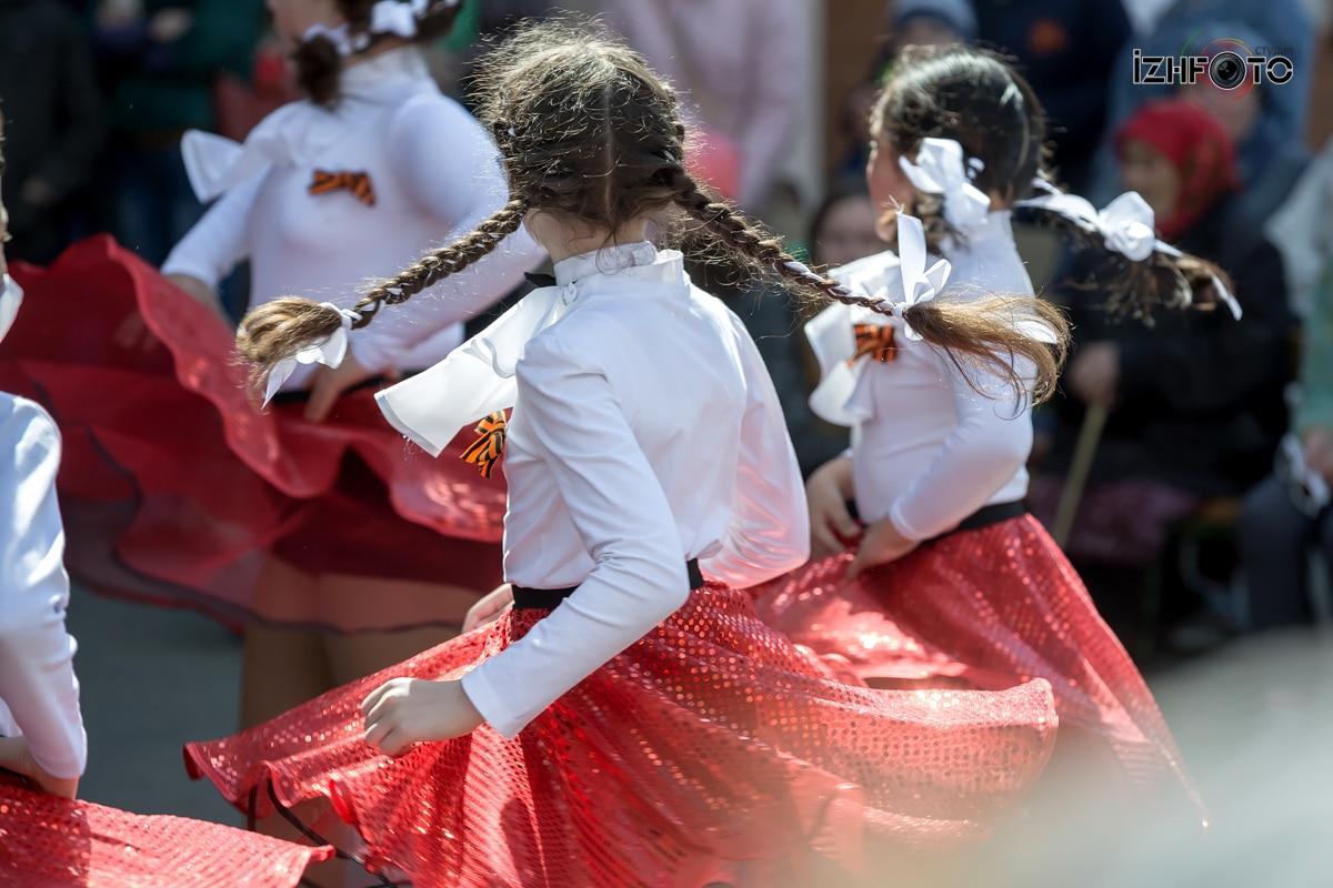 Танцевальный коллектив «Чудеса» Ижевск