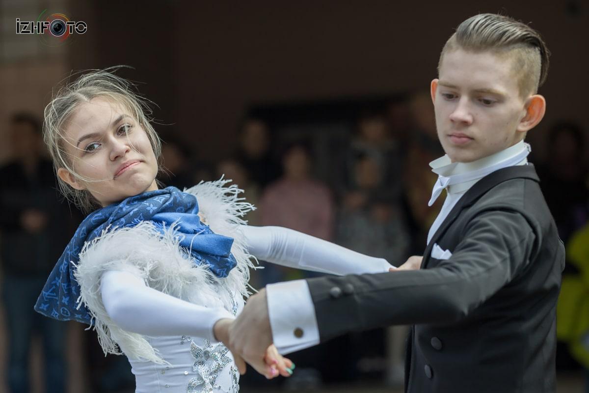 Танцевально-спортивный клуб «Фантазия» Ижевск