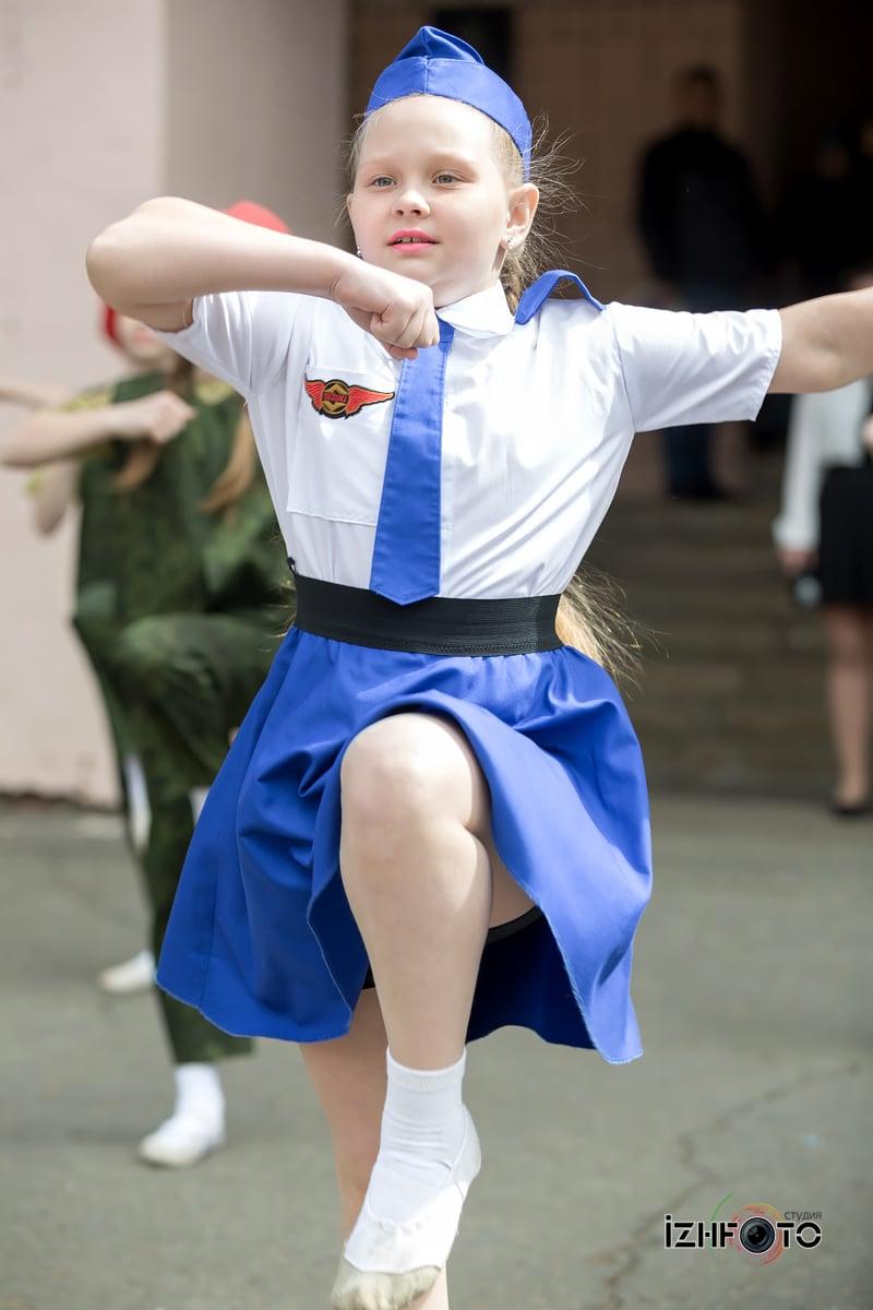 Танец Служу России