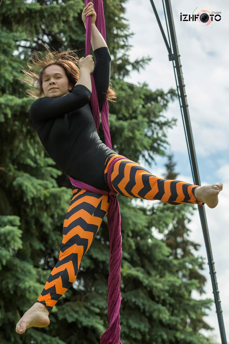 Школа Танцев в Воздухе SWR Воздушные Полотна Ижевск