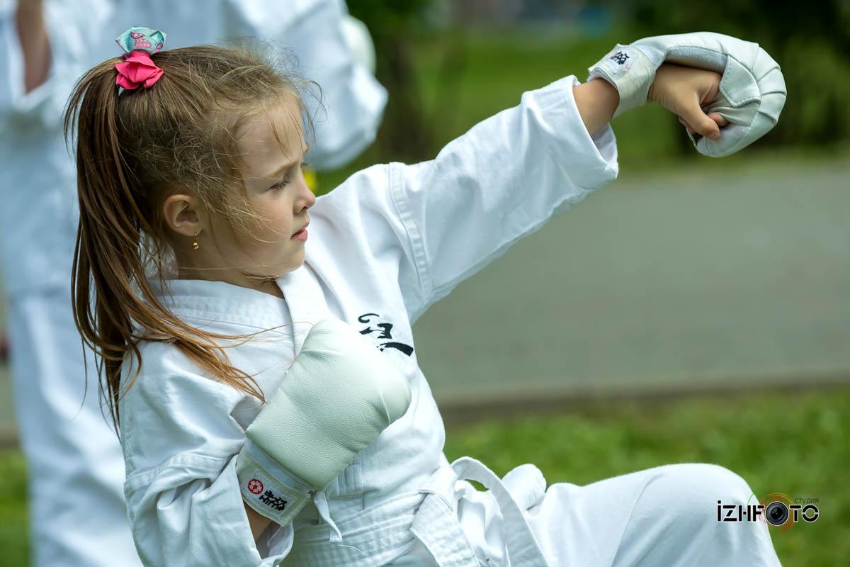 Школа карате сётакан Динамо Ижевск