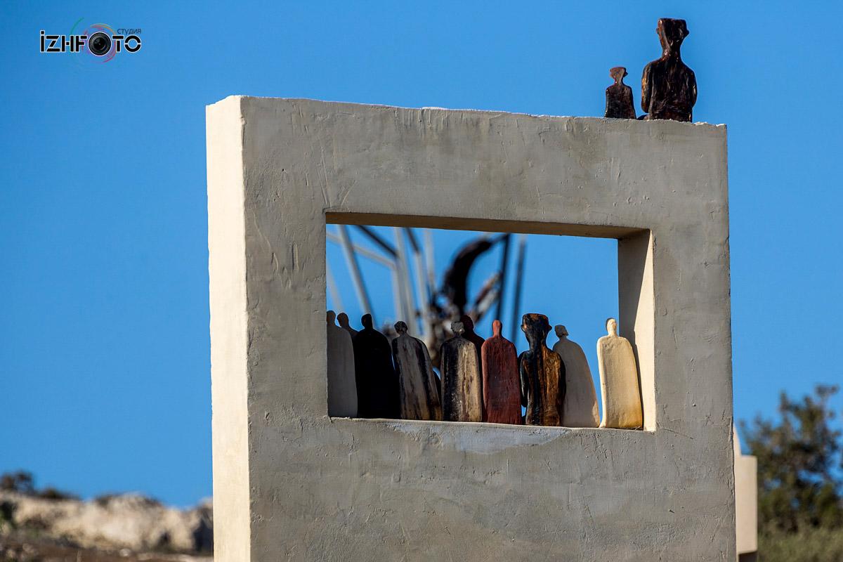 Sculpture Park Cyprus Photo