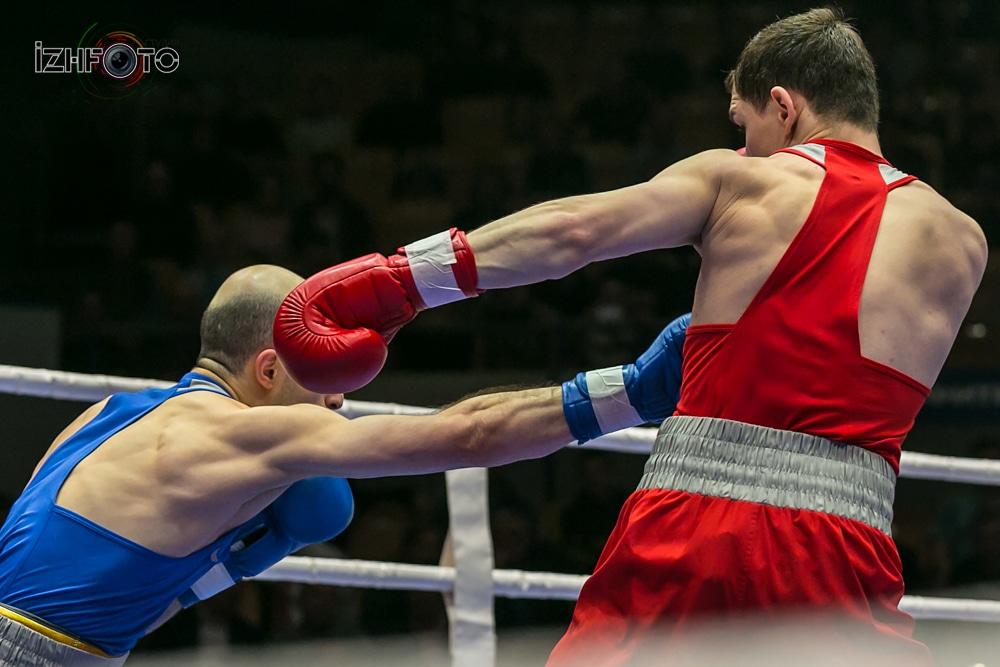 Бокс в Ижевске
