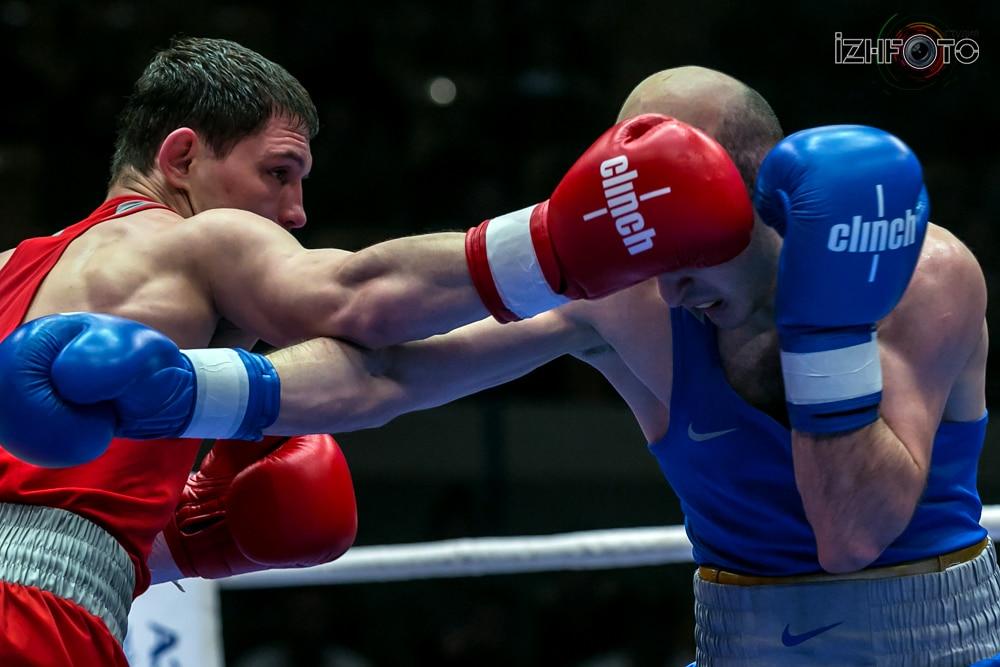 Боксеры Сибирского ФО