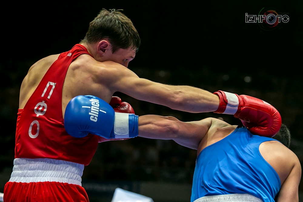 Боксеры Приволжского ФО