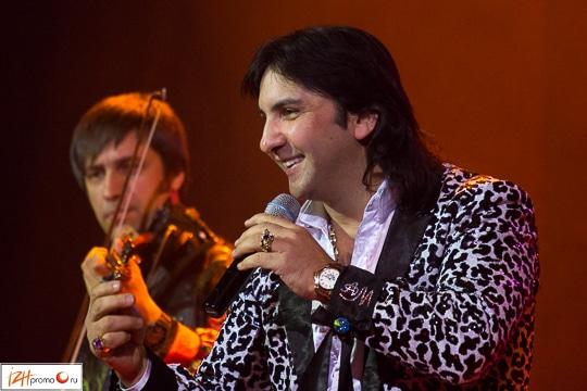 Александр Марцинкевич в Ижевске