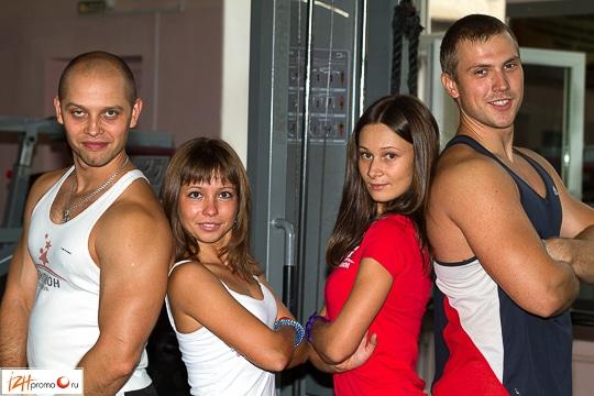 Фитнес Тренеры Ижевск Фото