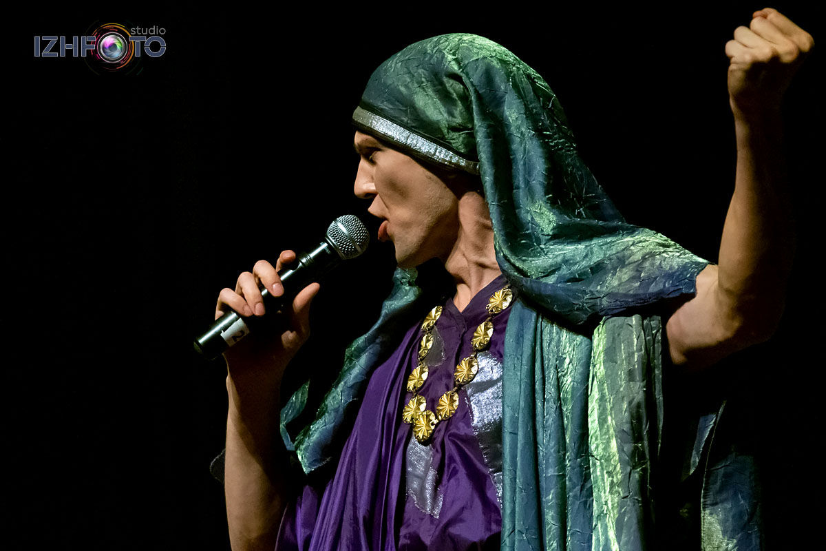 Иисус Христос Суперзвезда в Ижевске