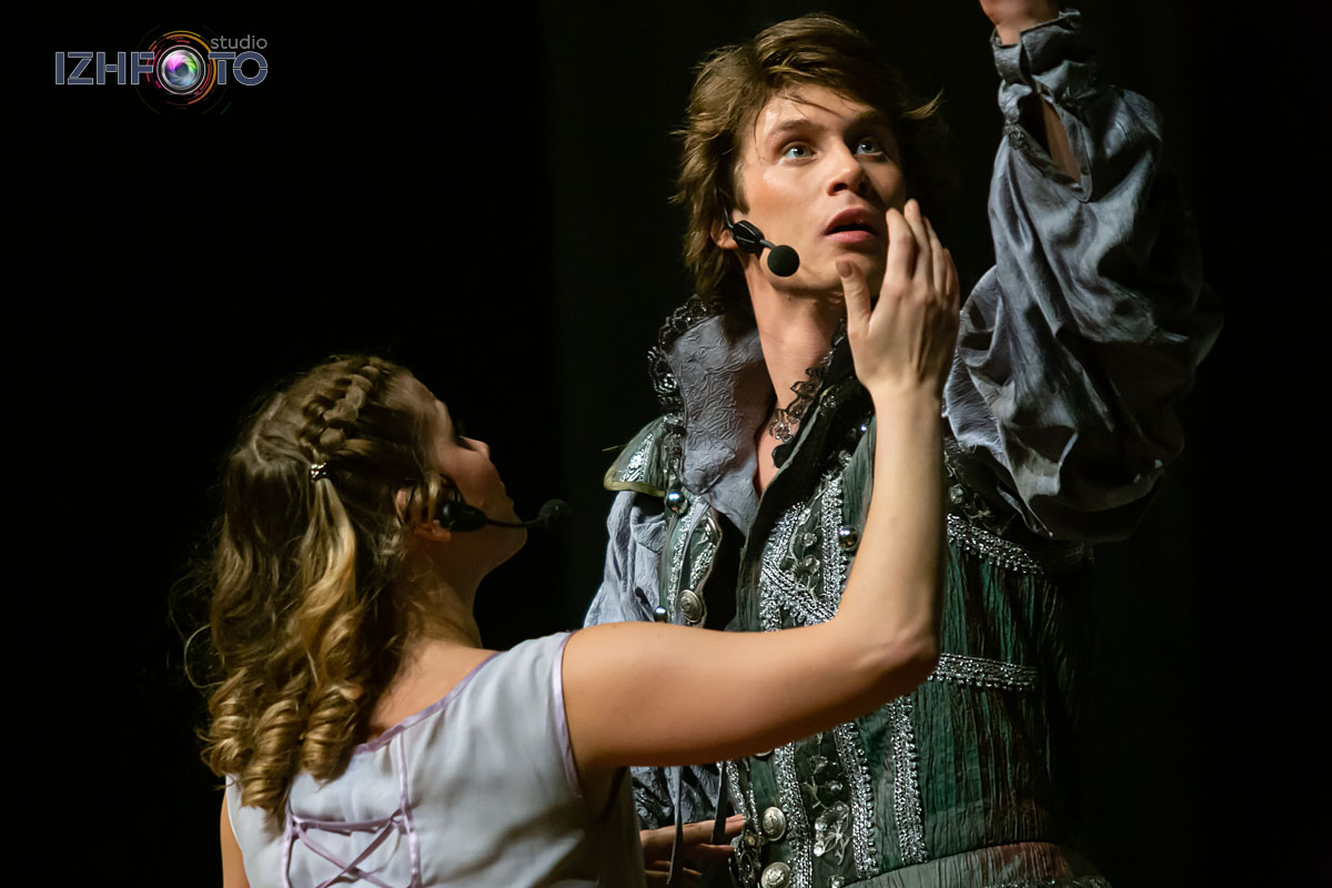 Спектакль Ромео и Джульетта
