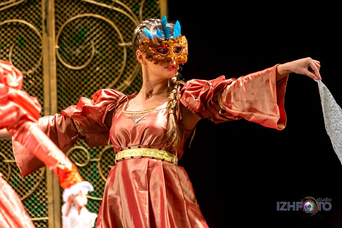 Театры и постановки в Ижевске Фото