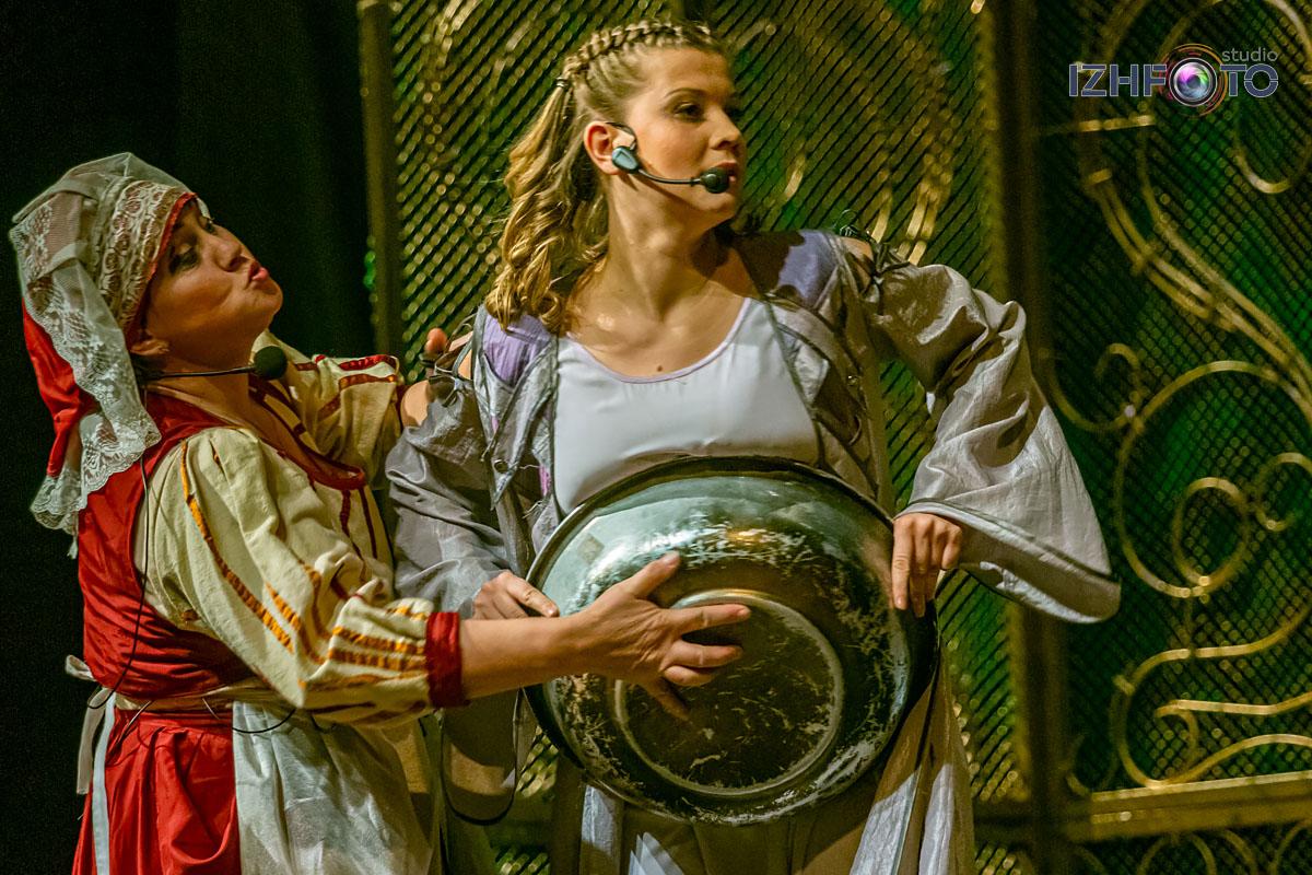 Фоторепортаж со спектакля Ромео и Джульетта