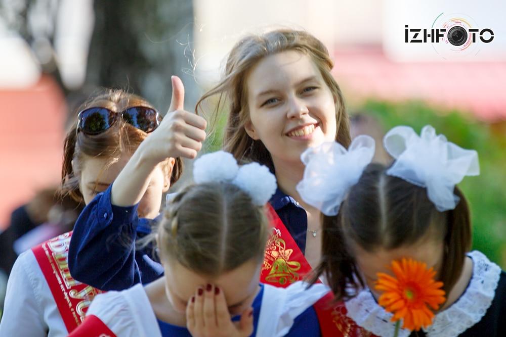 Девушки Ижевска