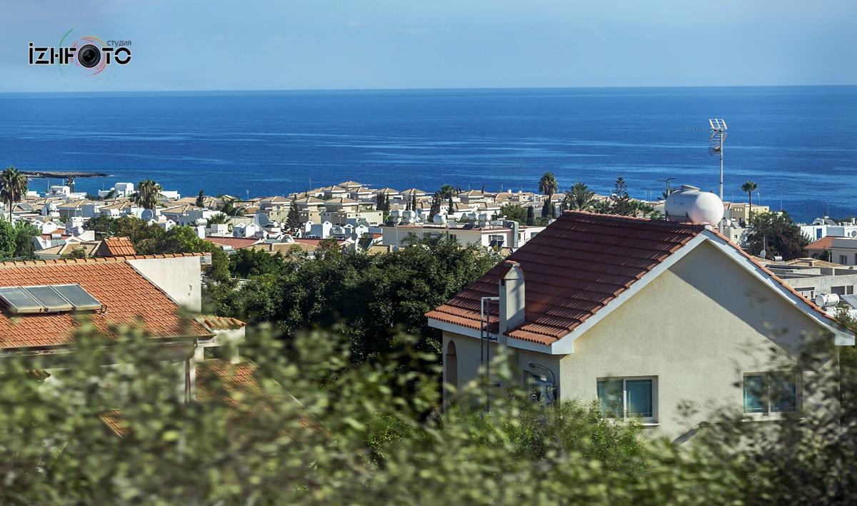 Жилые дома на Кипре