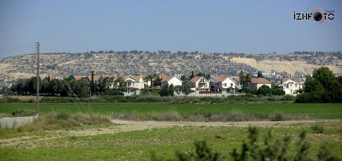 Пейзажи Кипра Фото