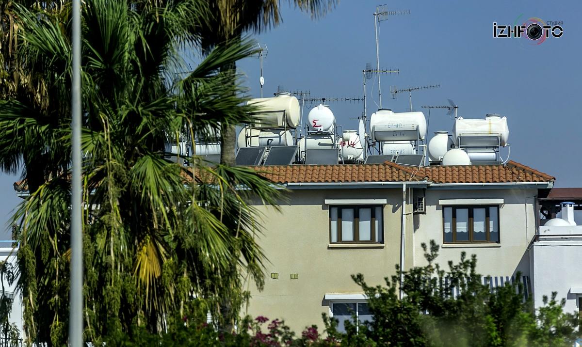 Дома на Кипре Фото