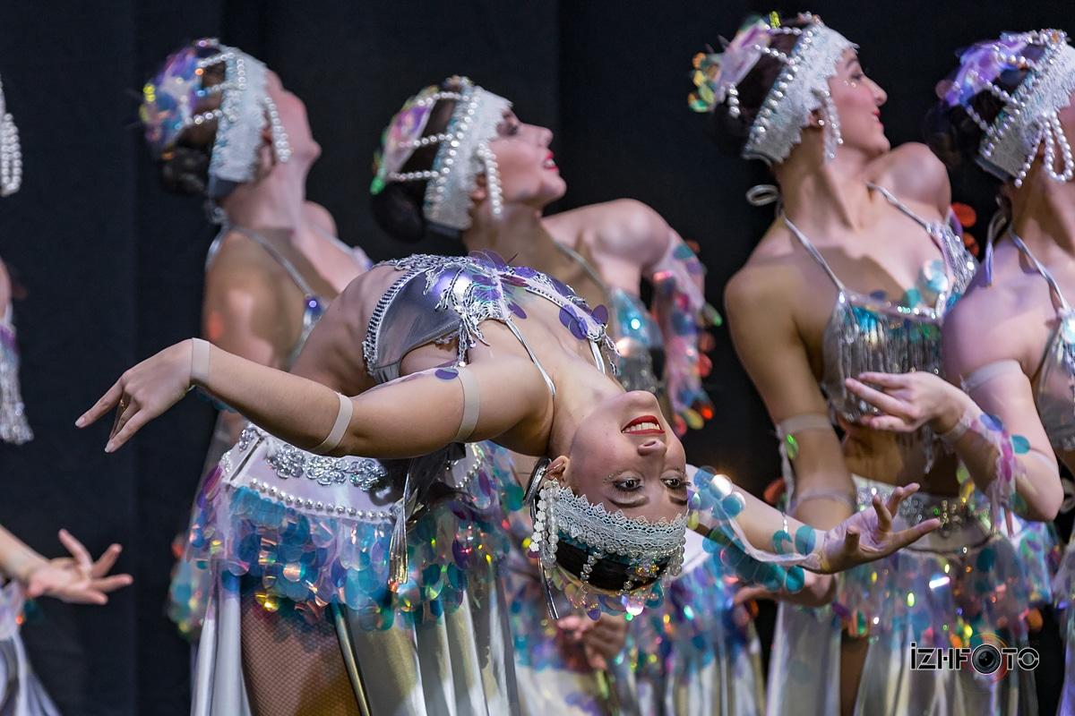 Танцевальный номер Жемчуг