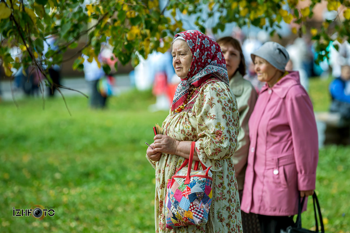 Осенины в Воткинске 2019