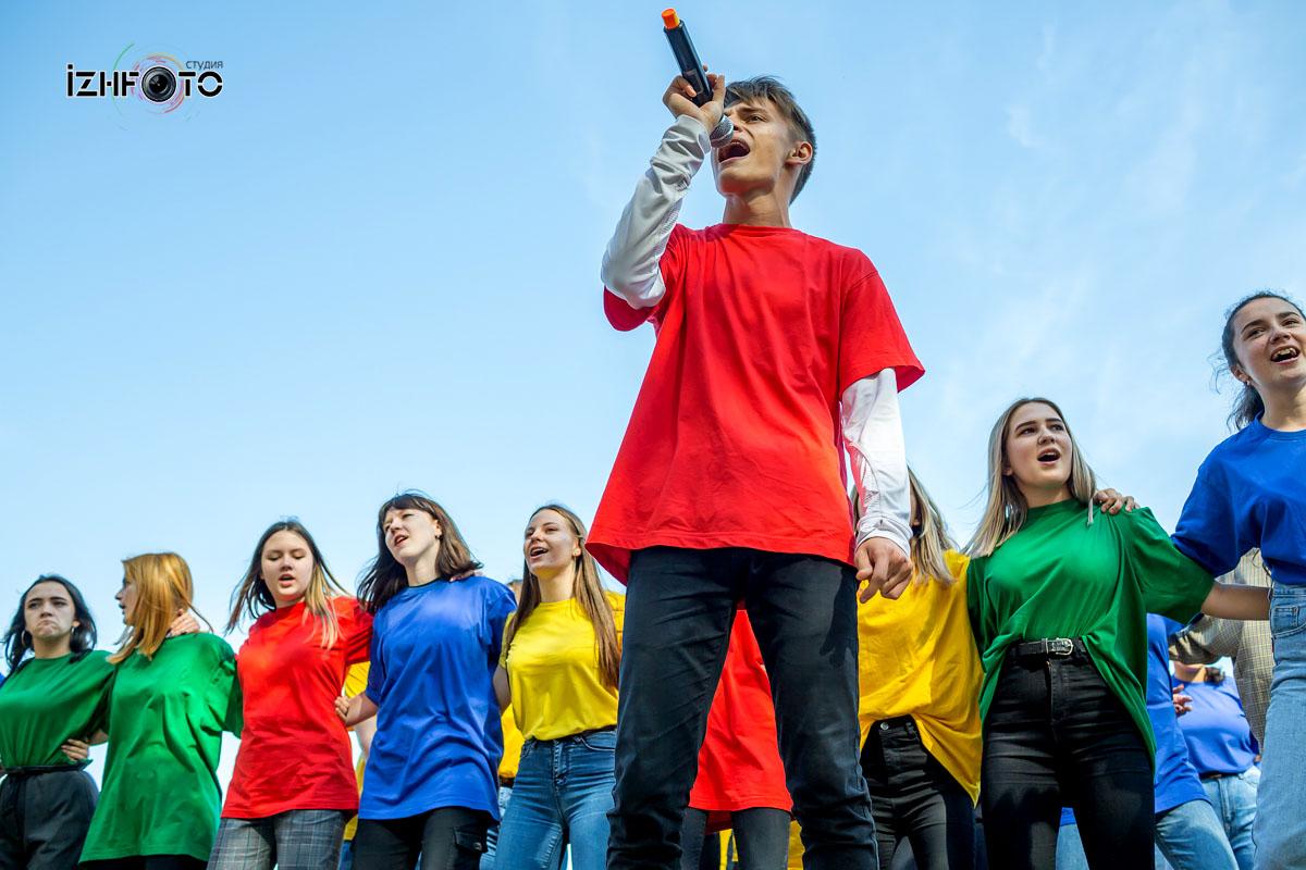 Волонтеры Воткинска Фото