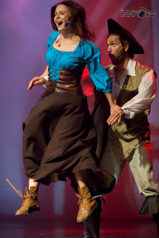 Театр Молчи и танцуй