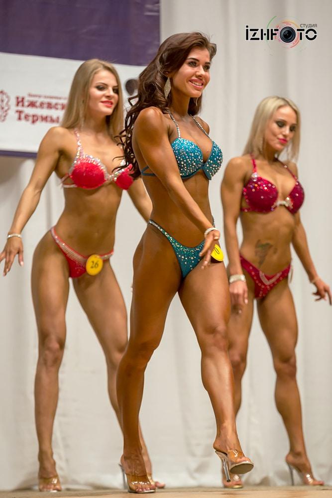 Фитнес бикини Ижевск