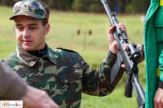 Практическая стрельба Ижевск