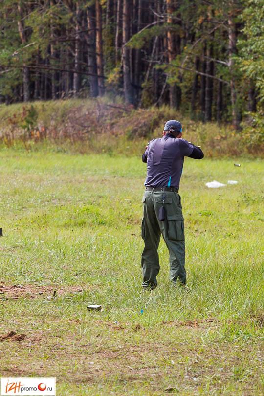 Практическая стрельба Фото