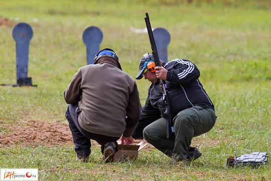 Стрелковый спорт Ижевск