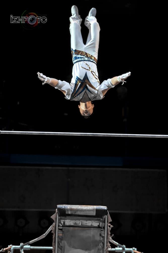 Летающие акробаты