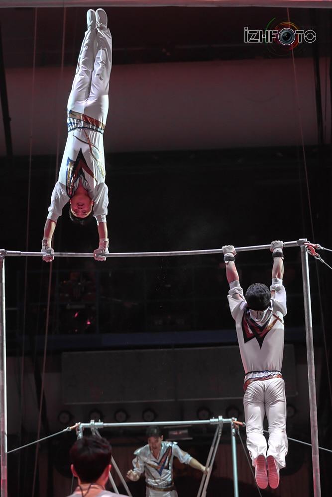 Фестиваль циркового Искусства Ижевск