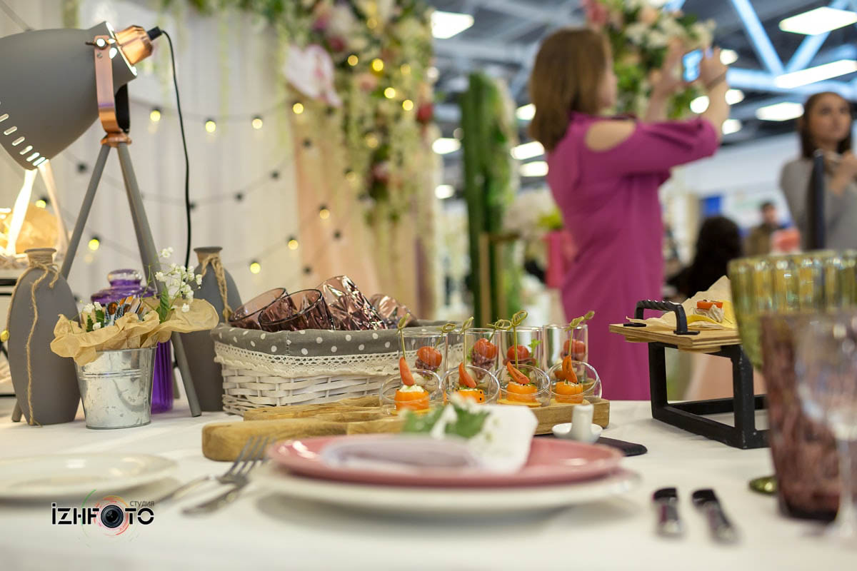 Организация и проведение свадеб в Ижевске