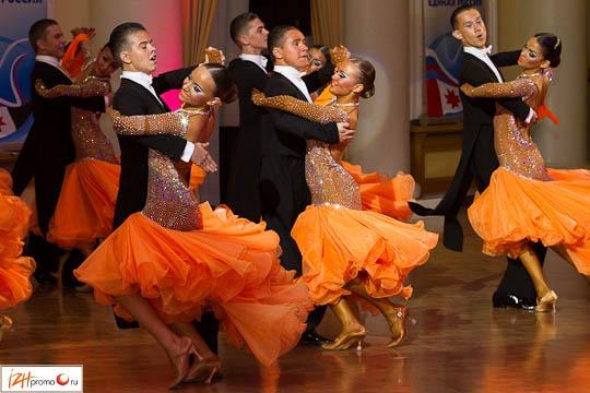Спортивные танцы Ижевск
