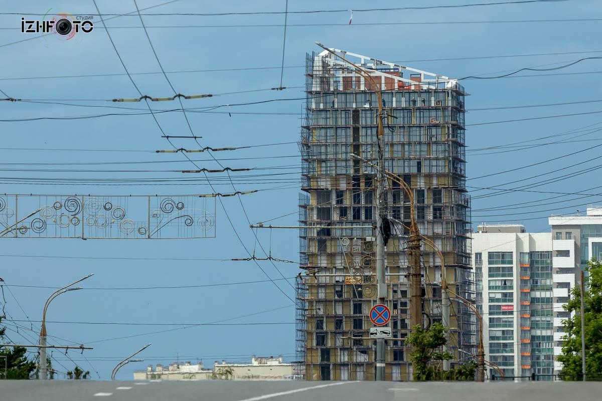 Жилой комплекс Ocean City в Ижевске