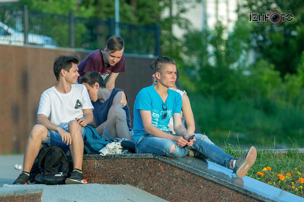 День молодежи Ижевск