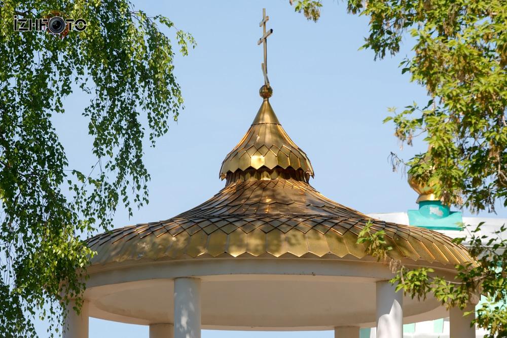 Свято-Троицкий собор Ижевск Фото