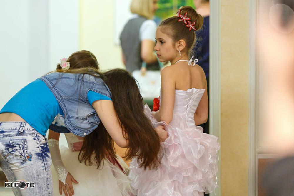 Конкурс Маленькая фея 2014 Ижевск
