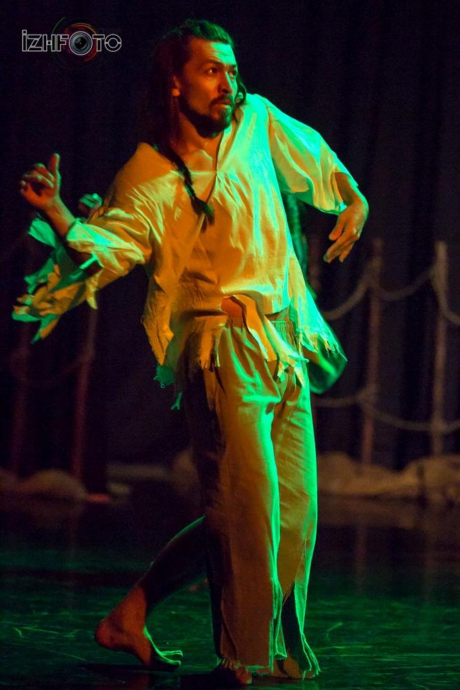Молчи и танцуй Ижевск Фото