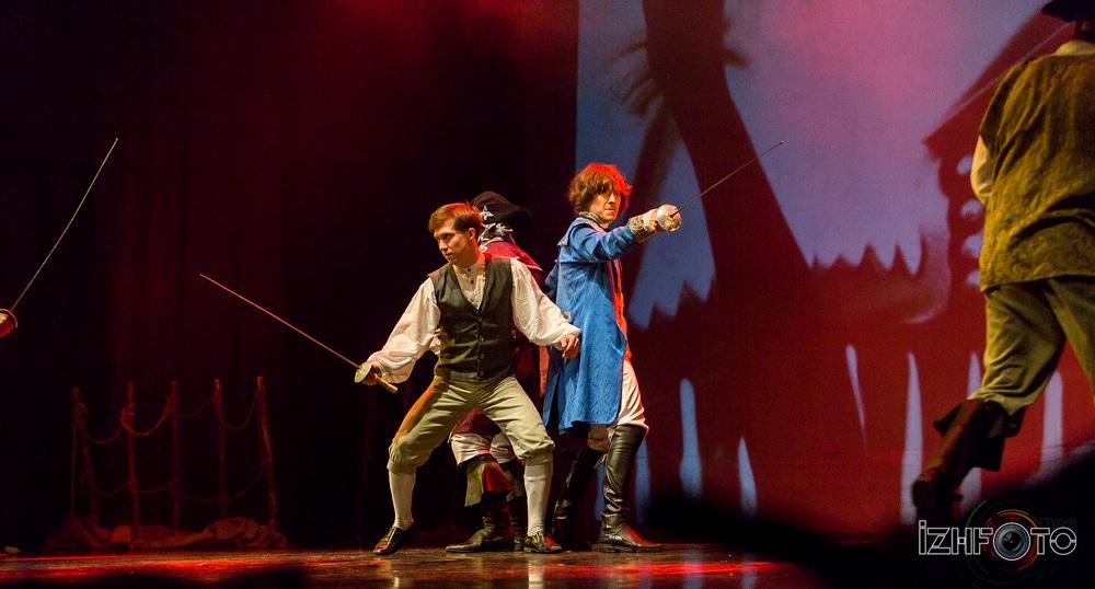 Спектакли театра Молчи и танцуй