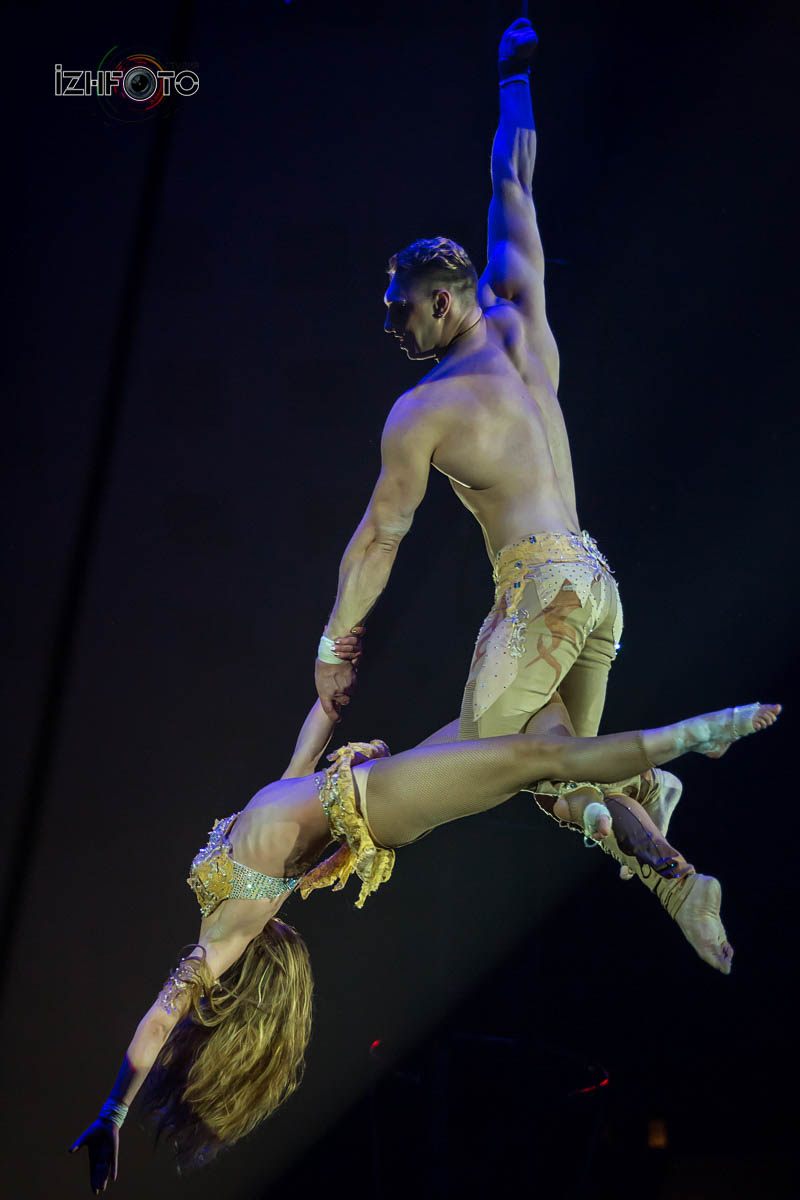 Фестиваль циркового искусства в Ижевске 2019