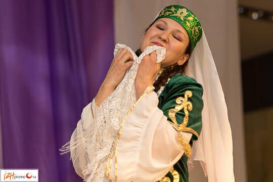 Татарский национальный костюм Фото