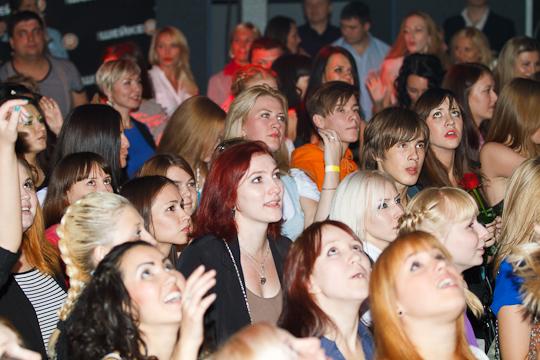 Ночной клуб Резиденция, концерт Quest Pistols