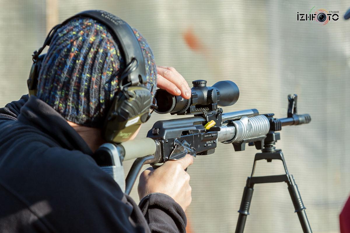 Федерация практической стрельбы Удмуртской республики