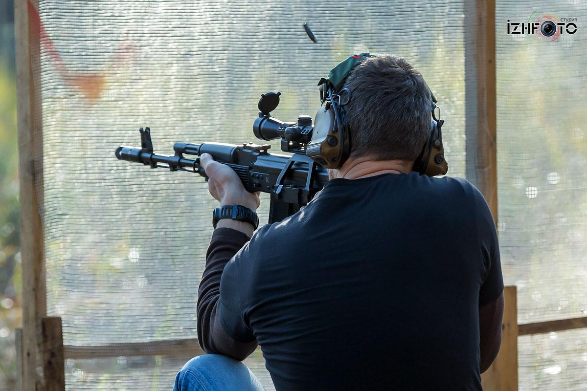 Организаторы соревнований Федерация практической стрельбы УР